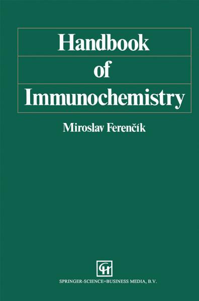 Download Handbook of Immunochemistry Book