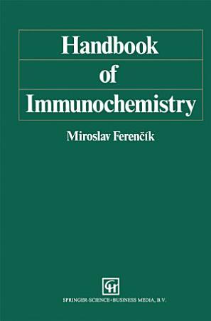 Handbook of Immunochemistry PDF