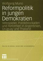 Reformpolitik in jungen Demokratien PDF
