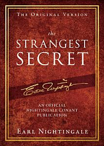 The Strangest Secret Book