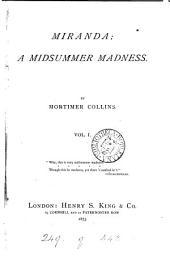 Miranda: A Midsummer Madness, Volume 1
