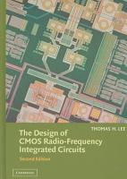The Design of CMOS Radio Frequency Integrated Circuits PDF