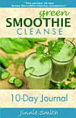 Green Smoothie Cleanse 10 Day Journal