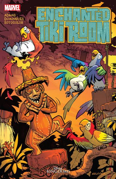 Download Enchanted Tiki Room Book