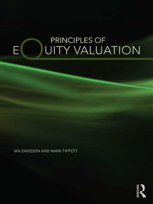 Principles of Equity Valuation