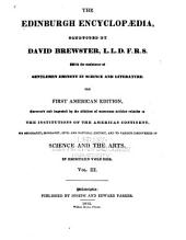 The Edinburgh encyclopædia conducted by David Brewster, with the assistance of gentlemen eminent in science and literature: Volume 3