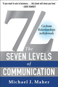 7L  The Seven Levels of Communication Book