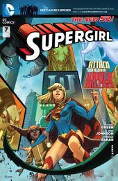Supergirl (2011-) #7