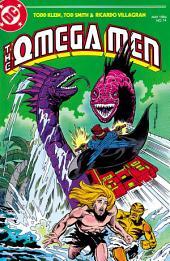 The Omega Men (1983-) #14