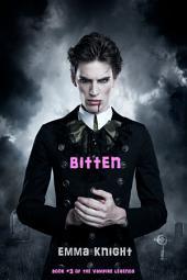 Bitten (Book #3 of the Vampire Legends)
