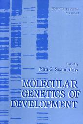 Advances in Genetics: Volume 24