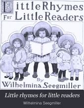 Little rhymes for little readers