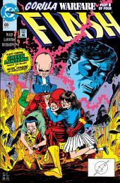The Flash (1987-) #69