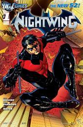 Nightwing (2011- ) #1