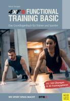 4XF Functional Training Basic PDF