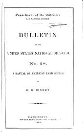 Bulletin - United States National Museum: Issues 28-29