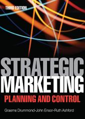 Strategic Marketing: Edition 3