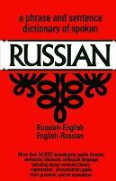 Dictionary of Spoken Russian PDF