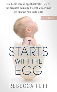 It Starts with the Egg Book