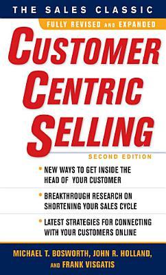 CustomerCentric Selling  Second Edition