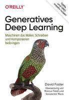 Generatives Deep Learning PDF