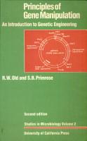 Principles of Gene Manipulation PDF