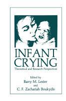 Infant Crying PDF
