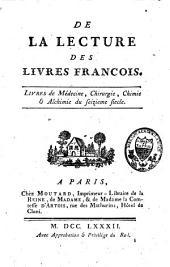 Mélanges Tirés d'une Grande Bibliothèque: Volume25