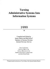 Turning Administrative Systems Into Information Systems PDF