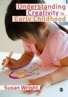 Understanding Creativity in Early Childhood PDF