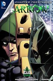 Arrow (2012-) #21
