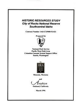 Historic Resources Study PDF