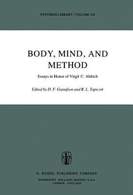 Body  Mind  and Method PDF