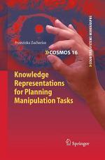 Knowledge Representations for Planning Manipulation Tasks