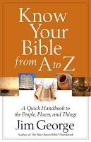 Know Your Bible from A to Z PDF