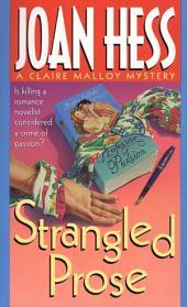 Strangled Prose: A Claire Malloy Mystery