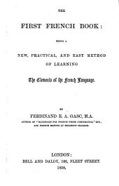 The first French book