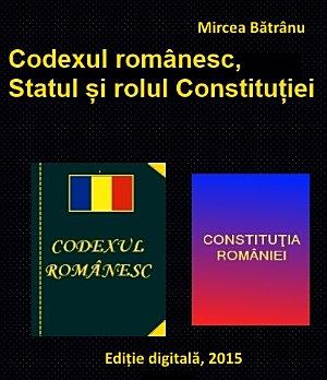 Codexul românesc