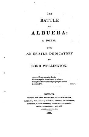 The battle of Albuera  a poem PDF