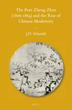 The Poet Zheng Zhen  1806 1864  and the Rise of Chinese Modernity PDF