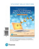Horngren s Financial and Managerial Accounting  the Financial Chapters  Student Value Edition