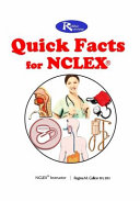 The Remar Review Quick Facts for NCLEX   Book
