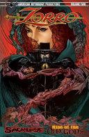 Zorro TPB Vol 02 Sacrilege & Rise of the Old Gods