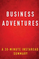 Summary of Business Adventures