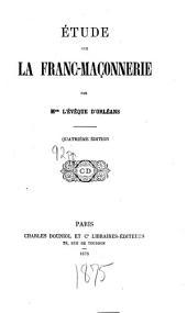 Étude sur la Franc-Maçonnerie