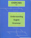 Exercise Book for Understanding English Grammar Value Package  Includes Understanding English Grammar  PDF