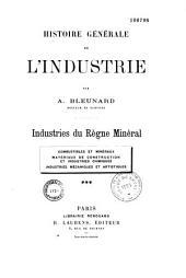Histoire générale de l'industrie