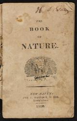 The Book Of Nature Book PDF