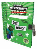 Diary of a Minecraft Zombie  DIY Diary HB Lockable Edition PDF