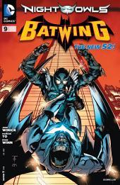 Batwing (2011-) #9